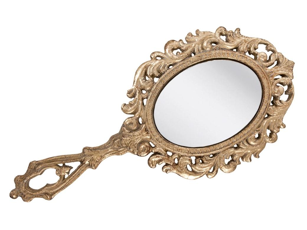 miroir a main oval ouvrage 30820 0 mon beau miroir